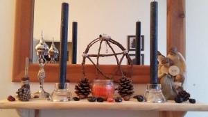 My samhain altar.